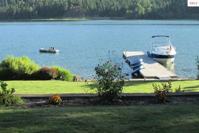 Priest Lake, Priest River Single Family Home For Sale: 38 E Shore