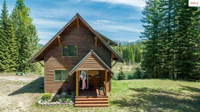 Priest River ID Single Family Home For Sale: $375,000