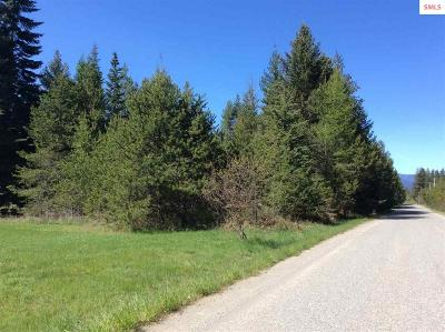 Bonners Ferry Residential Lots & Land For Sale: Lost Mile Road