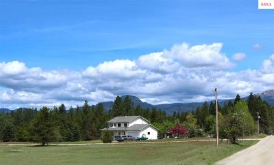 Sagle Single Family Home For Sale: 45 Bonnie Lane