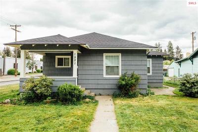 Coeur D'alene Single Family Home For Sale: 1501 E Front Ave