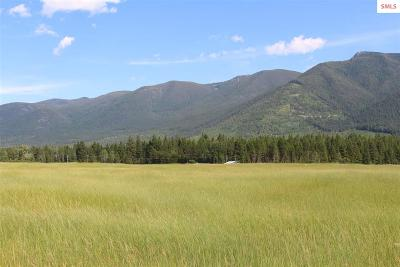 Bonners Ferry Residential Lots & Land For Sale: Nna Red Cloud Road