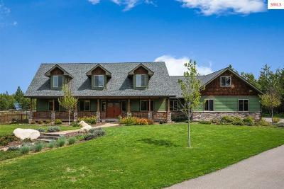 Rathdrum ID Single Family Home For Sale: $989,000