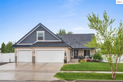 Hayden Single Family Home For Sale: 8762 N Boysenberry Lp