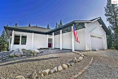 Sandpoint ID Single Family Home For Sale: $575,000