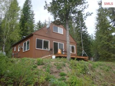 Sandpoint Single Family Home For Sale: 10385 Upper Pack River Rd