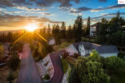 Coeur D'alene ID Single Family Home For Sale: $660,000