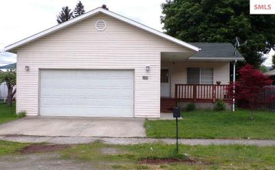 Bonners Ferry ID Single Family Home For Sale: $145,000
