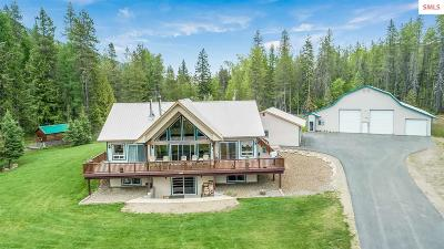 Sandpoint ID Single Family Home For Sale: $625,000