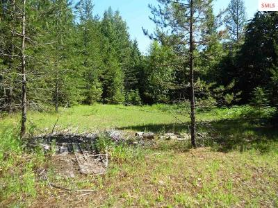 Sandpoint Residential Lots & Land For Sale: Nna Trout Creek Rd