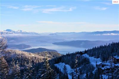 Mountainside, Schweitzer Residential Lots & Land For Sale: Lot 5 Mogul Hill