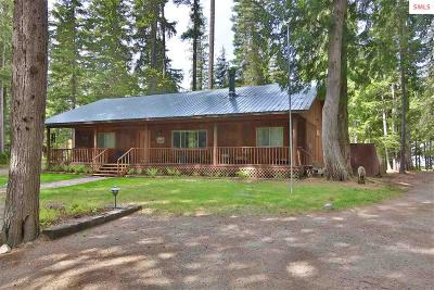 Coolin ID Single Family Home For Sale: $345,000