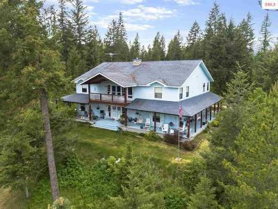 Careywood Single Family Home For Sale: 80 Rodeo Rd