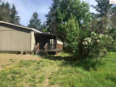 Sagle ID Single Family Home For Sale: $199,900