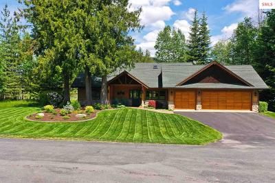 Sandpoint Single Family Home For Sale: 159 N Idaho Club Drive