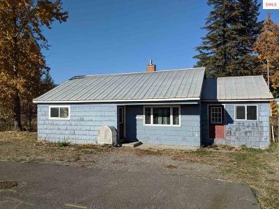 Ponderay Single Family Home For Sale: 1200 Kootenai Cut-Off