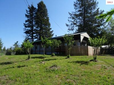 Priest River Single Family Home For Sale: 85 Fir St.