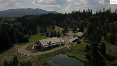 Priest River Single Family Home For Sale: 78 Eastriver Spur