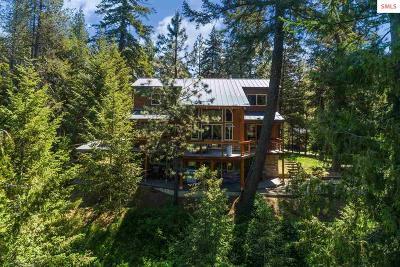 Cocolalla Single Family Home For Sale: 223 Haughey Dr