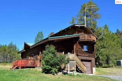 Priest River Single Family Home For Sale: 417 Juneberry