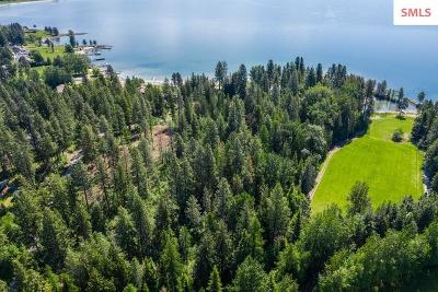 Sandpoint Residential Lots & Land For Sale: 98 W Shore Lane