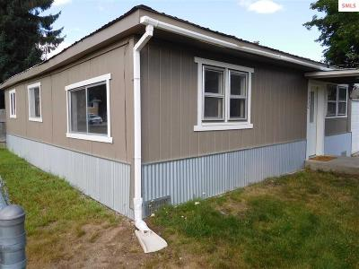 Sandpoint ID Single Family Home For Sale: $219,500