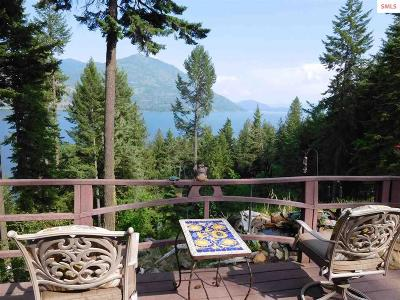 Sandpoint ID Single Family Home For Sale: $197,000