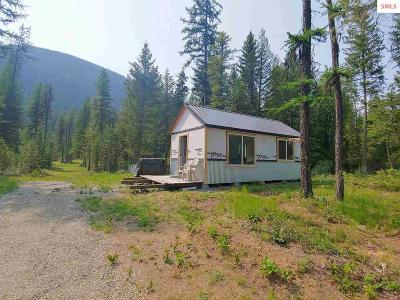 Bonners Ferry Residential Lots & Land For Sale: Nna Moyie River Rd.