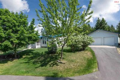 Cocolalla Single Family Home For Sale: 619 Southside School Rd