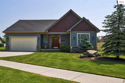 Sandpoint Single Family Home For Sale: 3714 Grandview Drive