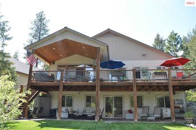 Bonner County Single Family Home For Sale: 139 Stewart Dr
