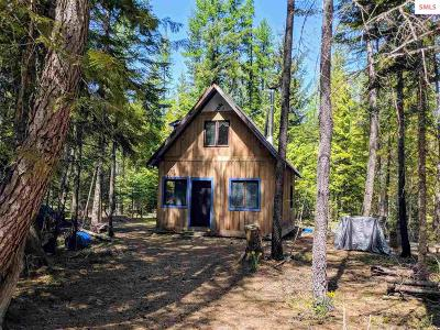 Clark Fork Single Family Home For Sale: Nna Knapweed Lane