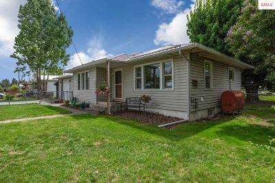 Bonner County Single Family Home For Sale: 619 SE Ockert Street