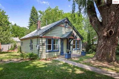 Sandpoint ID Single Family Home For Sale: $259,000