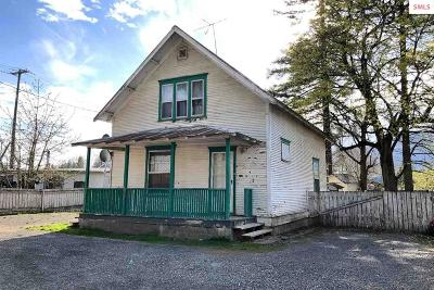 Bonner County Single Family Home For Sale: 1870 Kootenai Cut Off