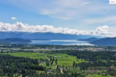 Sandpoint Residential Lots & Land For Sale: 1569 Gooby Road