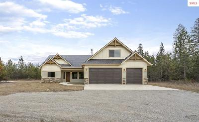 Rathdrum Single Family Home For Sale: Parcel 19 N Costilla Ln