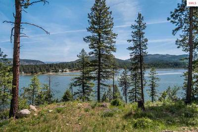 Sandpoint Residential Lots & Land For Sale: 20926 & 20928 Highway 2 (Lots 1 & 2)