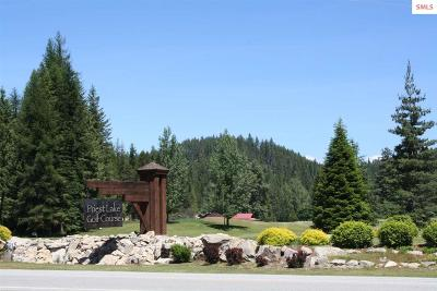Priest Lake Residential Lots & Land For Sale: Lot 3 Long Drive