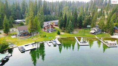 Priest River Single Family Home For Sale: 121 Match Bay Rd