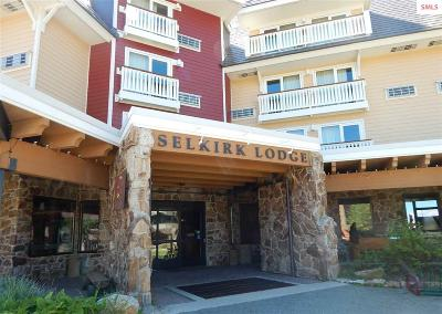 Sandpoint Condo/Townhouse For Sale: 10000 Schweitzer Mountain Rd. Unit 314/316