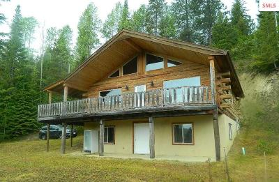 Bonners Ferry Single Family Home For Sale