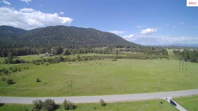 Sandpoint Residential Lots & Land For Sale: Nna Baldly Mountain Rd