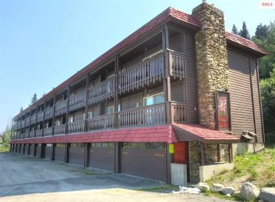 Sandpoint ID Condo/Townhouse For Sale: $195,000