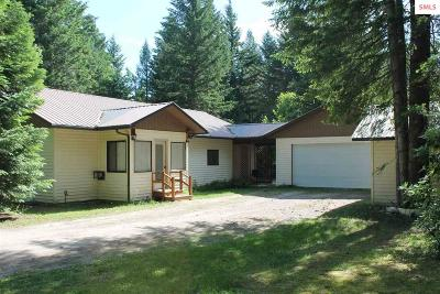 Bonner County, Boundary County, Kootenai County Single Family Home For Sale: 283 Park Lane
