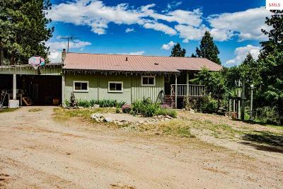 Bonner County, Boundary County, Kootenai County Single Family Home For Sale: 119 Autumn Lane