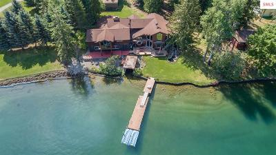 Bonner County, Boundary County, Kootenai County Single Family Home For Sale: 12261 Dufort Rd.