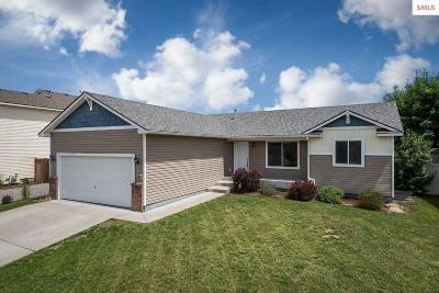 Bonner County, Boundary County, Kootenai County Single Family Home For Sale: 1258 N Monticello St.