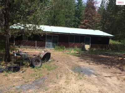 Bonner County, Boundary County, Kootenai County Single Family Home For Sale: 435 Decker Road