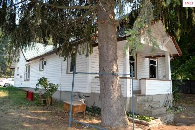 Bonner County, Boundary County, Kootenai County Single Family Home For Sale: 39 Naples Rd
